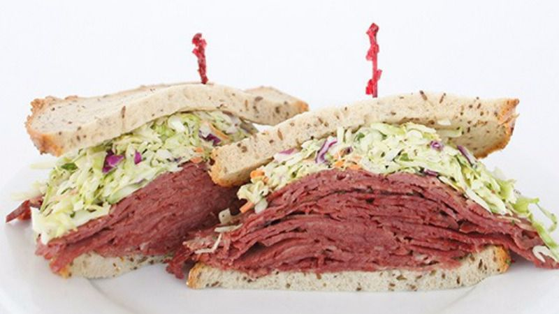 Not Just NYC: Factor's Famous Deli in Los Angeles is one of the restaurants participating in NY Delicatessen Week.