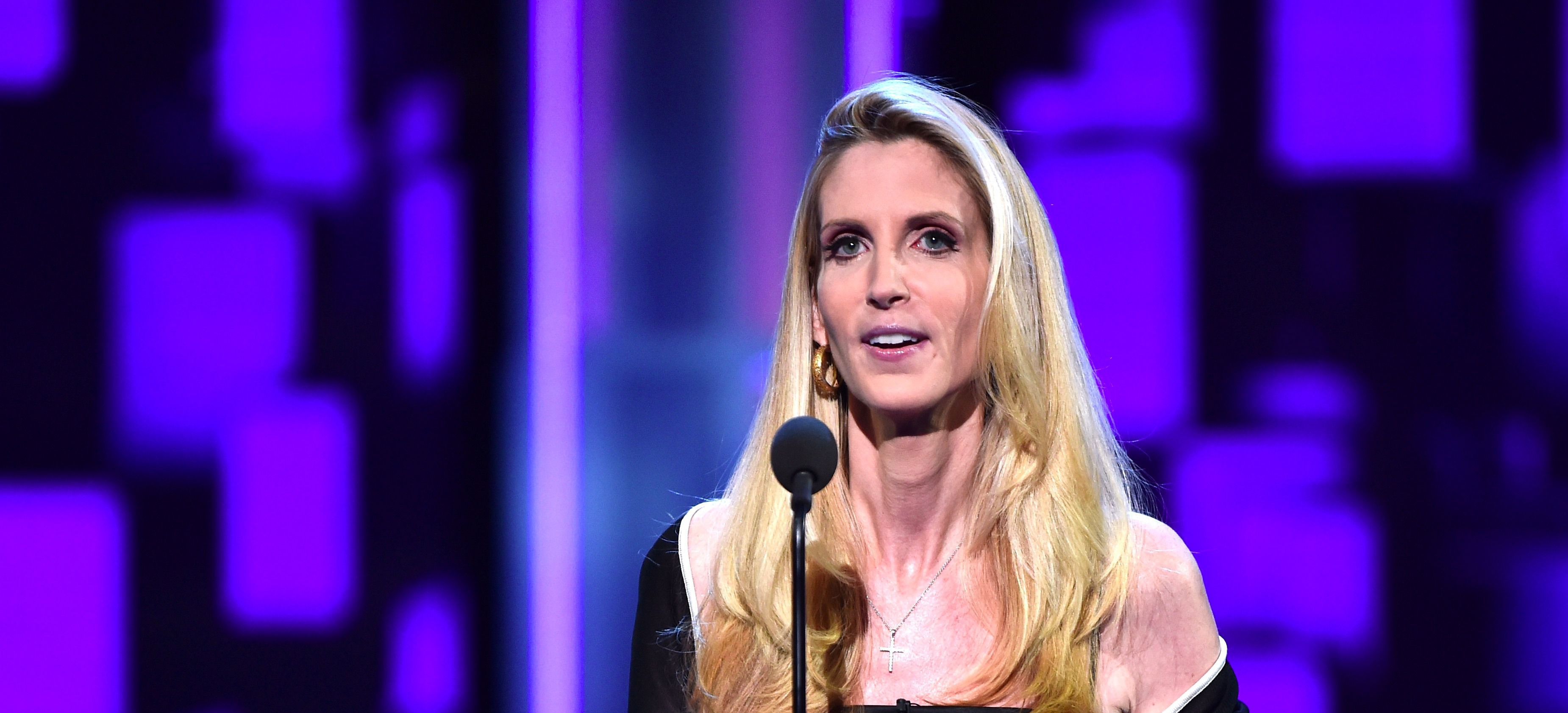 Ann Coulter wants to know where your grandparents came from.