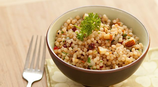 ?Tis A Farfel Farfel Better Thing: For a time, what we call Israeli couscous was known as ?Ben-Guron rice.?