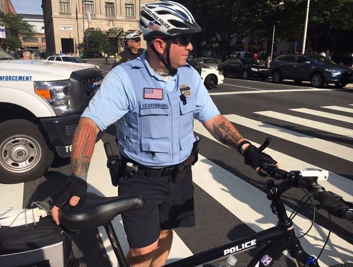 Mayor: Cop's tattoo 'offensive,' especially to Nazi victims