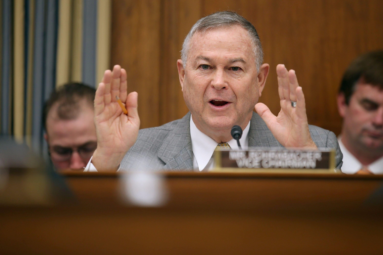 Republican Congressman Brought Holocaust Denier To Capitol Meeting