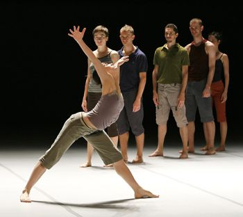 Winning Moves: The Batsheva Dance Company