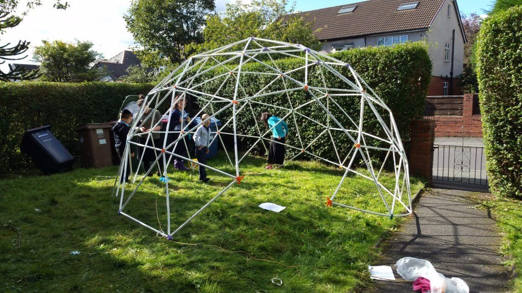 The Time I 3-D Printed A Sukkah