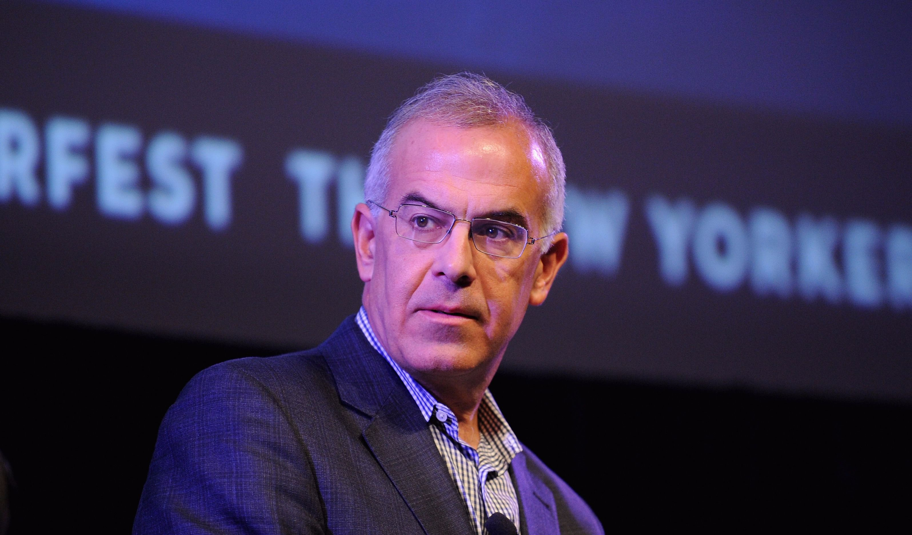 Man of Faith: Brooks acknowledges his position as a Jewish thought leader.