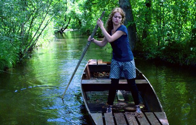 The Girl on the Boat: Jeanne (Emilie Dequenne) fruitlessly runs, roller blades and punts away from adult reality.