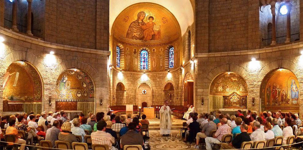 dormition monastery jerusalem