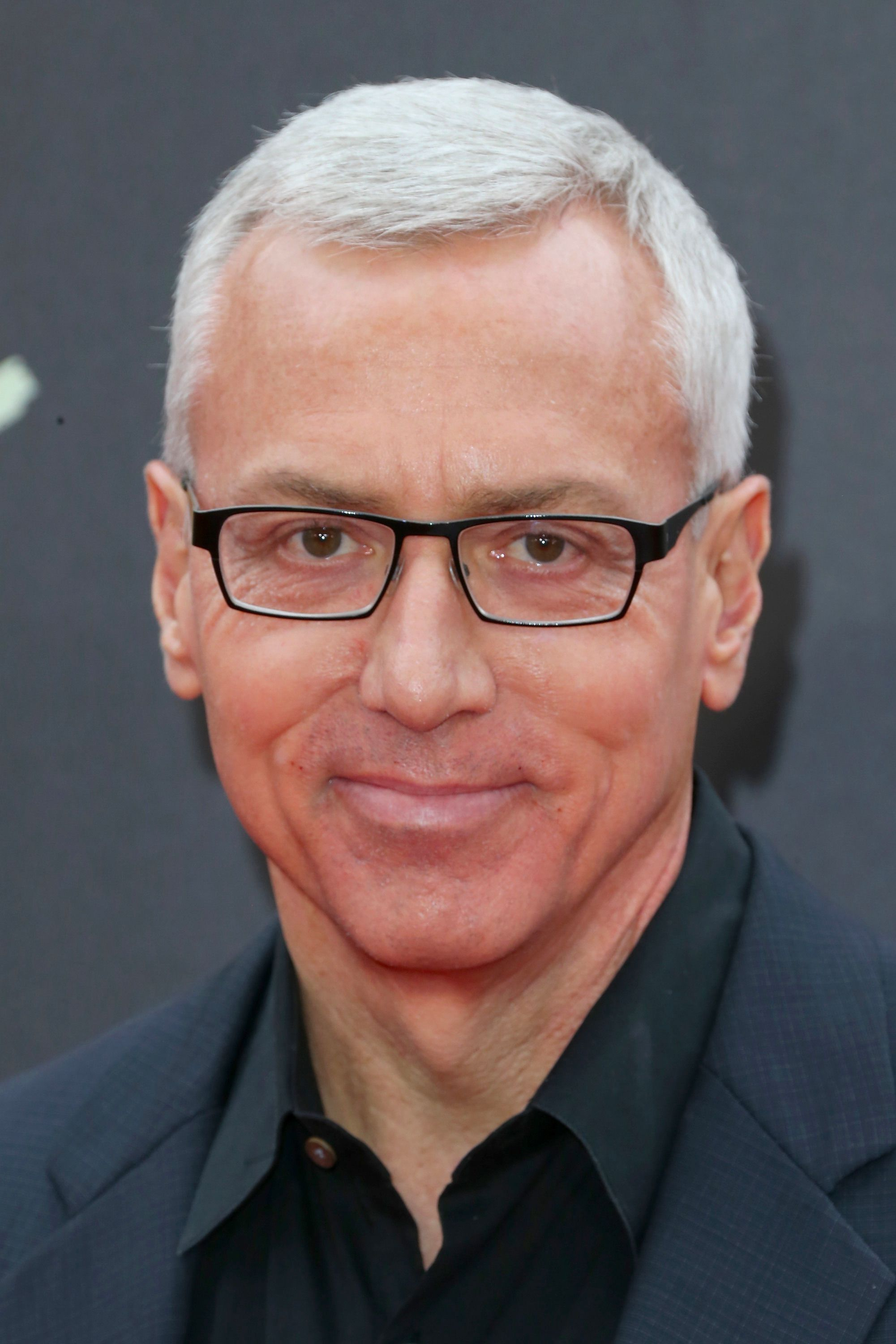 TV personality Dr. Drew Pinsky on April 9, 2016 in Burbank, California.