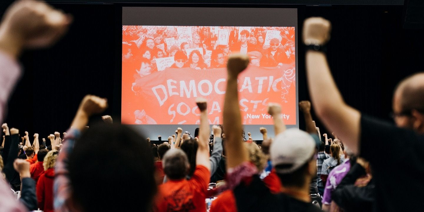The DSA voted to endorse BDS at this year's convention in Chicago.