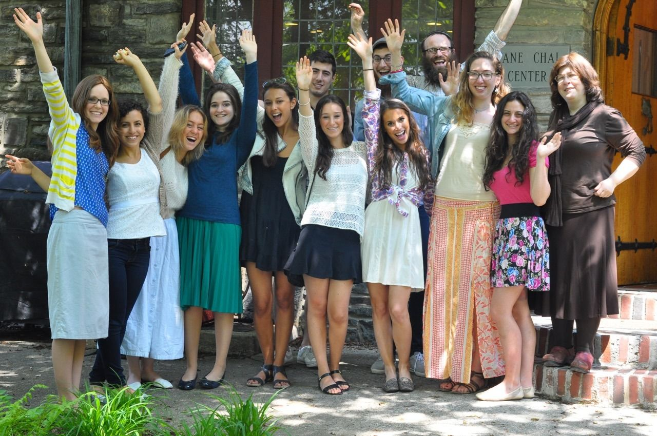Jewish students at Cornell