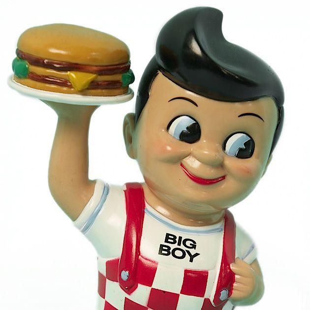 Big Boy From West Virginia: The Shoney's restaurant chain was started by Alex Schoenbaum in Charleston in 1947.