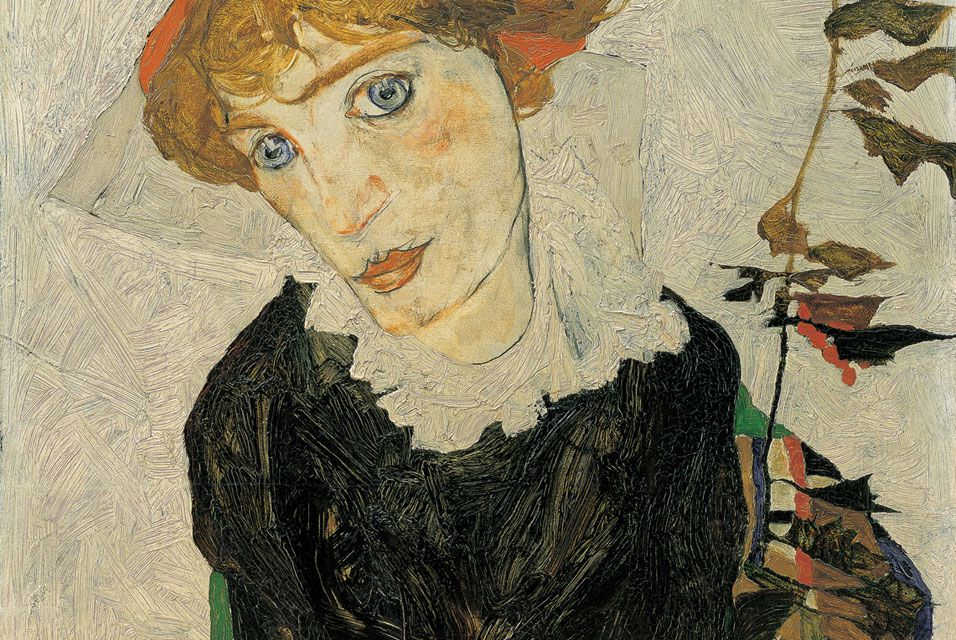 Egon Schiele?s ?Portrait of Wally? depicts the painter?s mistress and model, Valerie ?Wally? Neuzil.