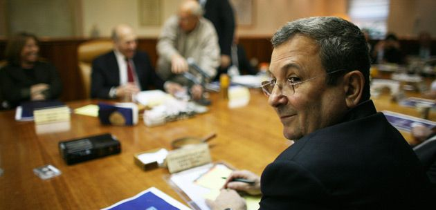 Split: Dissenting Labor Party Knesset members could make life difficult for Ehud Barak, above, who will stay on as defense minister.