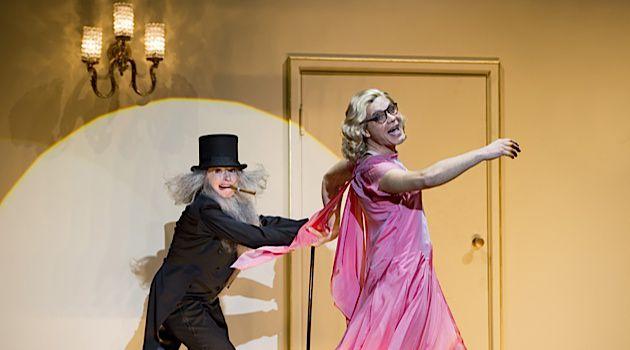 One Woman: Oscar Straus's 'Eine Frau' was the first 2015 premiere of the Komische Oper Berlin.