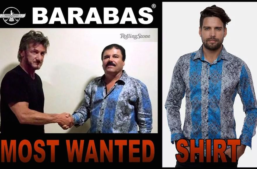 The Barabas advertisement.