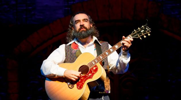 Soul in Transition: Eric Anderson starred on Broadway as Shlomo Carlebach in the musical ?Soul Doctor.?