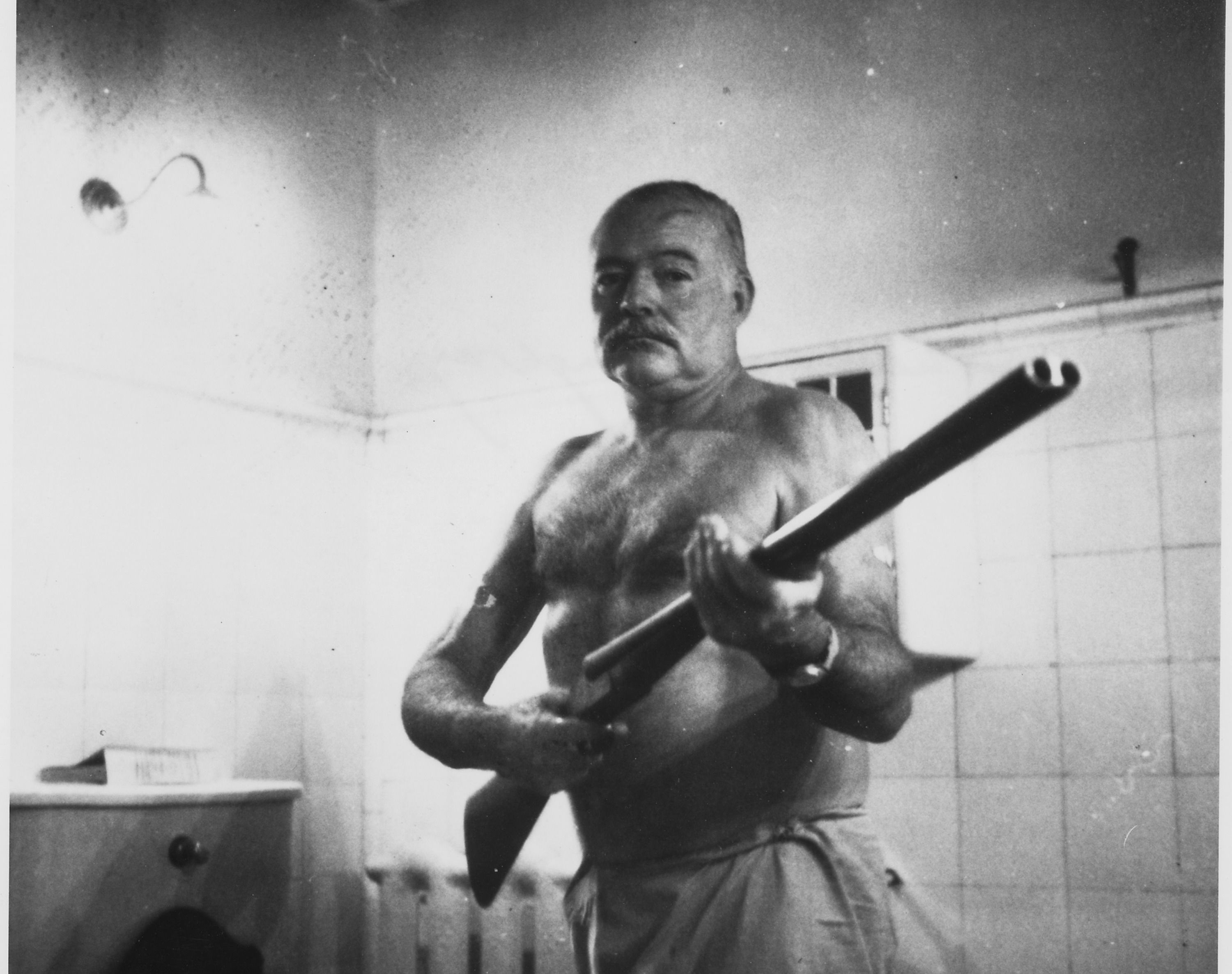 Does Ernest Hemingway Get A Pass For His Anti-Semitism?