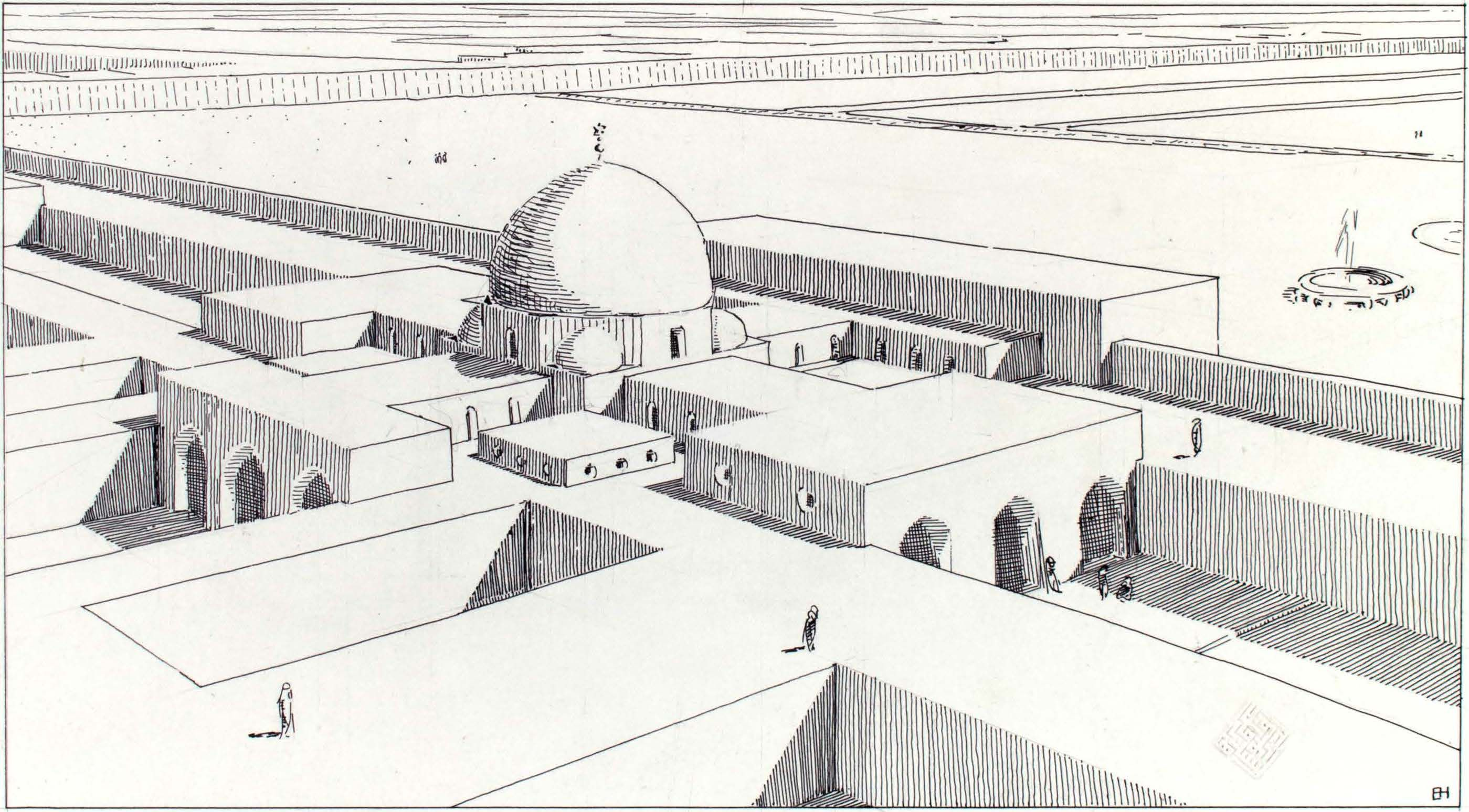 No Place Like Dome: The excavation of the Samarra Palace of the Caliph.