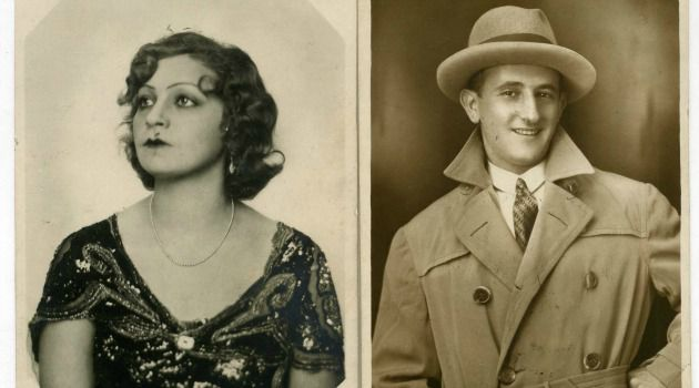 75 Years Ago: Jews in Vienna, such as Bertha Rosenberg Friedes and Emile Friedes, pictured here, faced persecution.