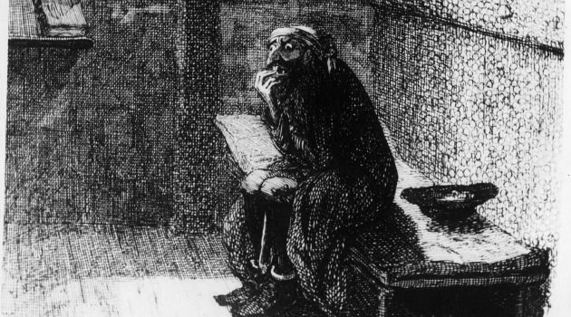 A DIckens of a Predicament: The character of Fagin in ?Oliver Twist? by Charles Dickens is symptomatic of the stereotyping of Jews in English Lit.