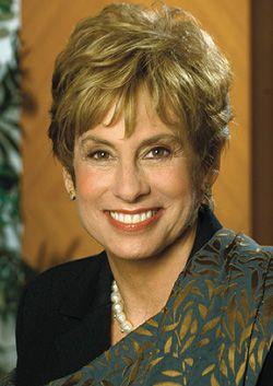 The Boss: Nancy Falchuk is Hadassah?s national president.