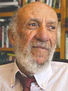 Pilloried: Plenty of people hate Richard Falk, but does he hate himself?