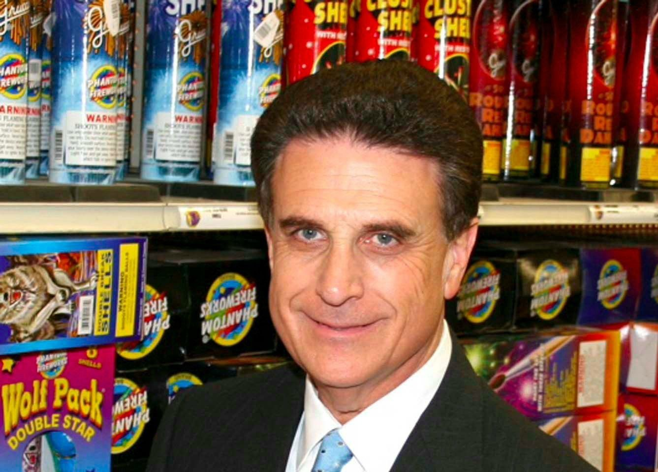 Business Just Skyrocketed: Bruce Zolan's B.J. Alan Co. offers one of the country's widest arrays of consumer fireworks.