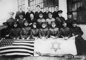 FOR FLAG AND COUNTRY: By the end of World War I, the number of American Zionists increased ten-fold from just four years earlier, thanks in large part to the efforts of future Supreme Court justice Louis Brandeis.