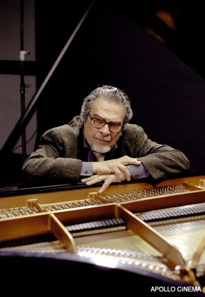 NO SURRENDER: Leon Fleisher in a still from the 2007 documentary ?Two Hands.?