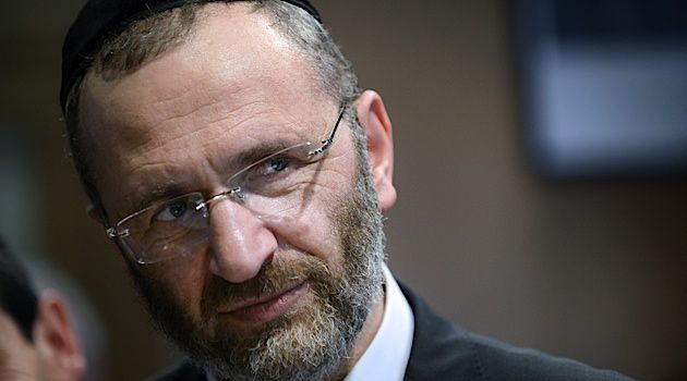 Pope Approved: France?s chief Rabbi Gilles Bernheim?s study against gay marriage has been endorsed by the pope.
