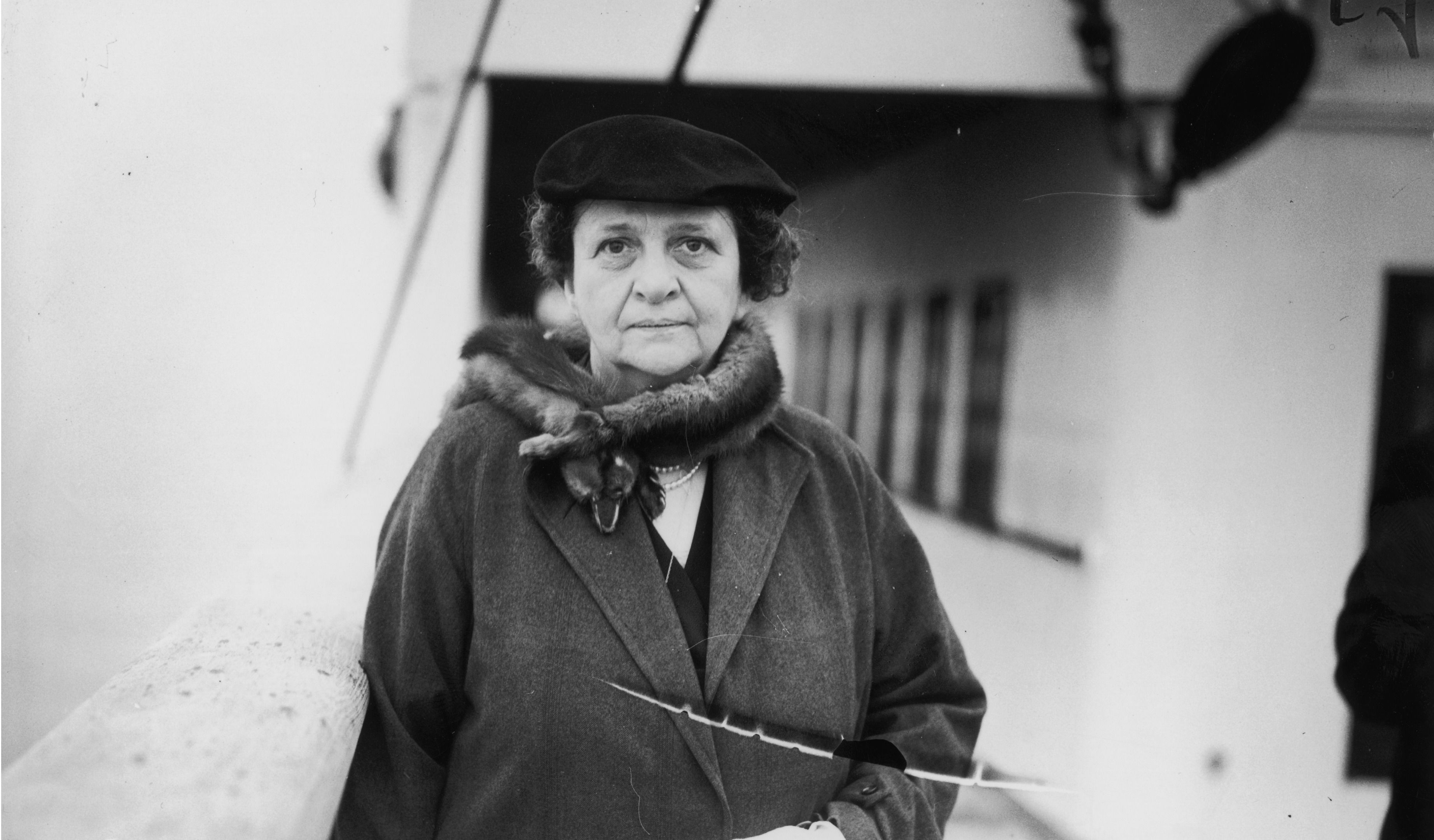 Profile in Courage: Frances Perkins is one of the role models cited by David Brooks in his new book.