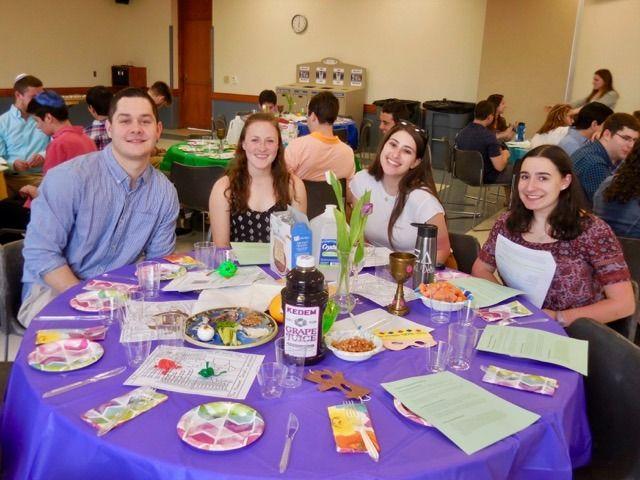 Jewish Students at Franklin & Marshall College