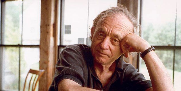 A Wise Man: Frederick Wiseman, for once in front of, rather than behind, the camera.