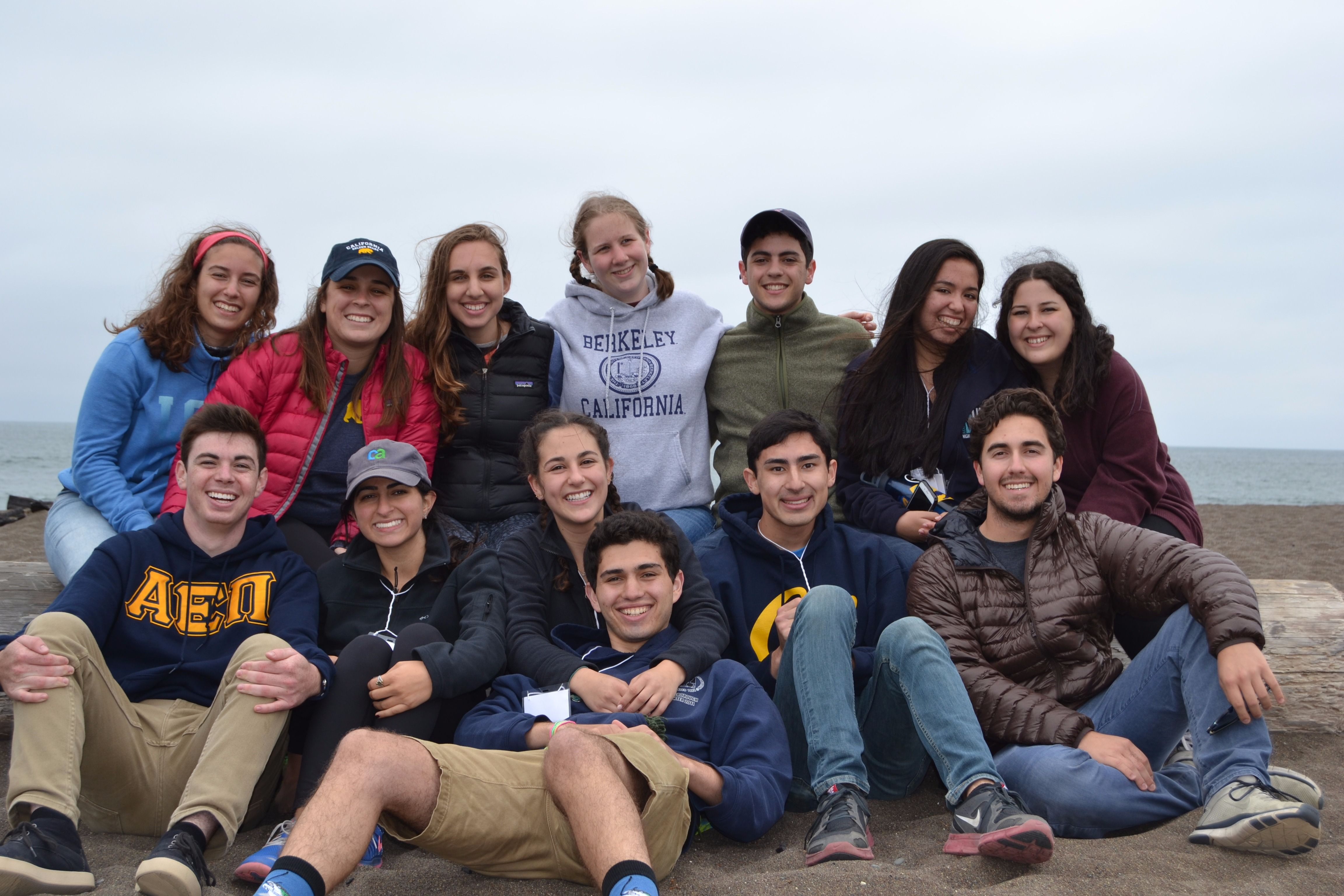 Freshman Fellows at UC Berkeley.