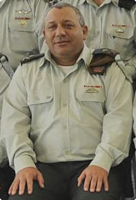 Maj.-Gen. Gadi Eisenkot