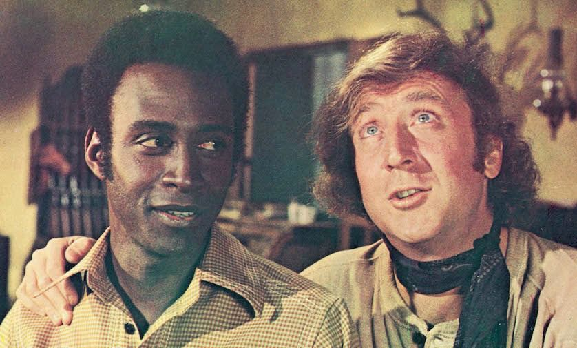 Gene Wilder in 'Blazing Saddles'