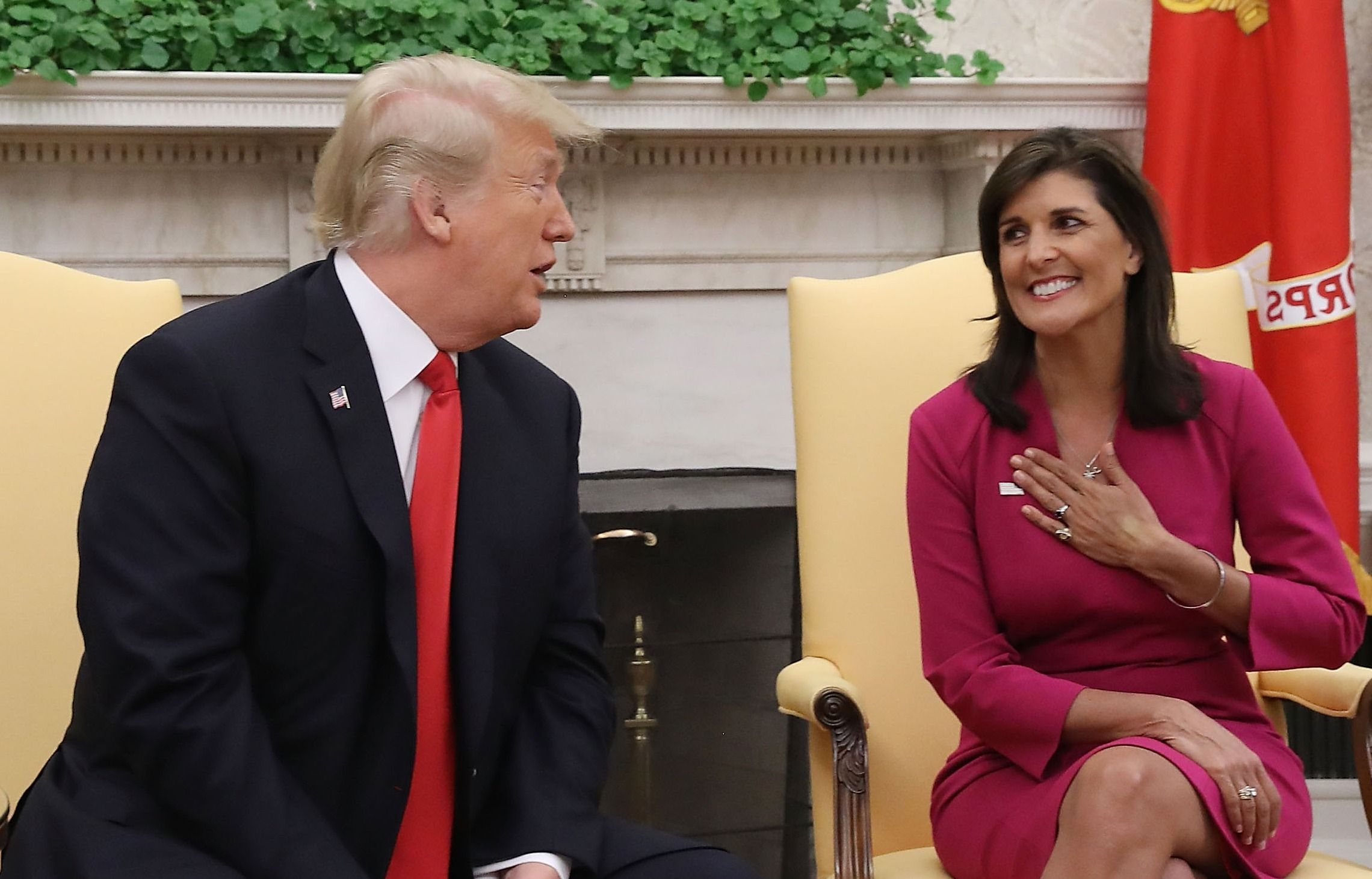 Don't Be Fooled: Nikki Haley Is Just Like Trump