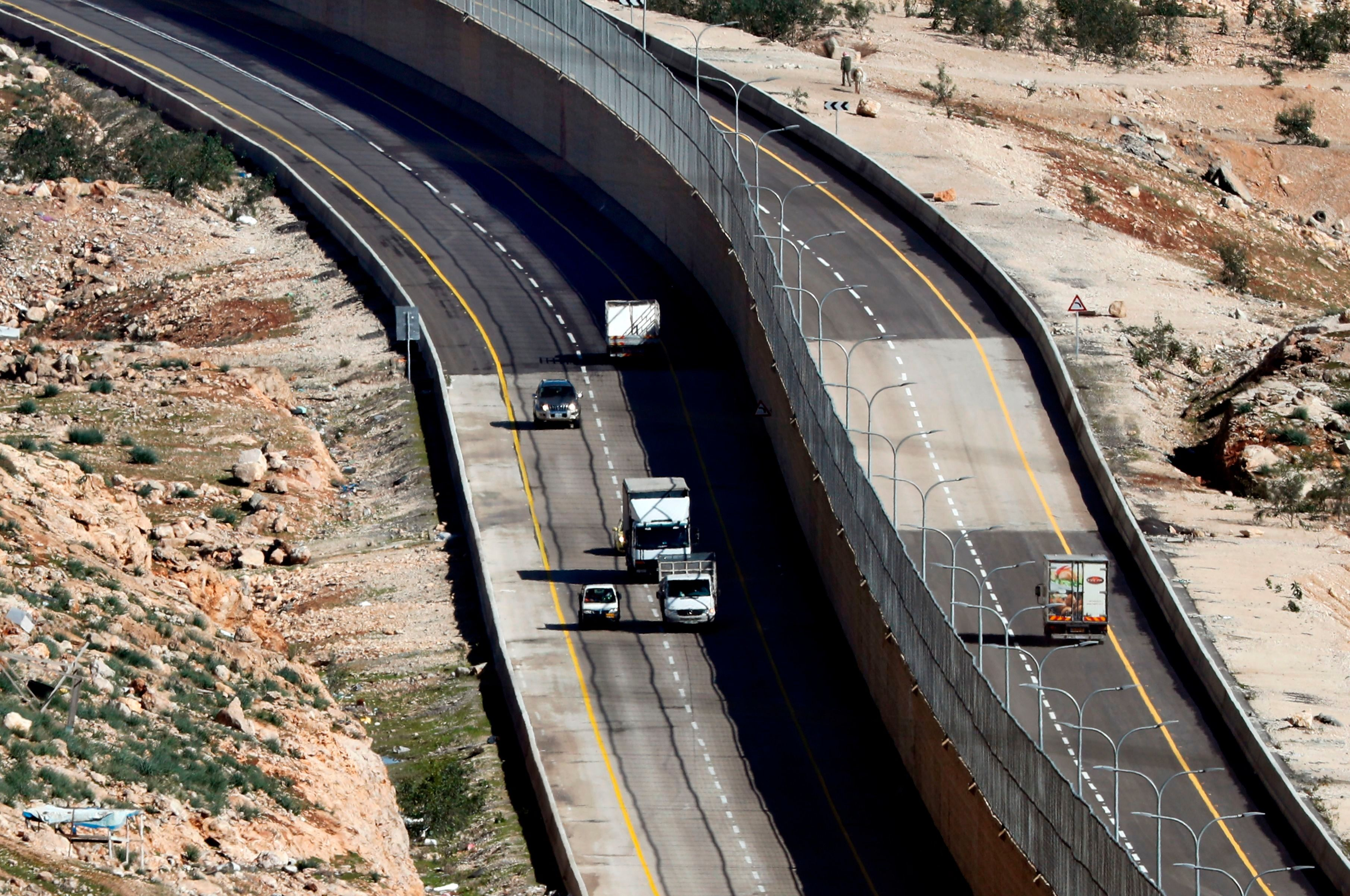I'm A Settler Who Opposes The Security Barrier - And The New 'Apartheid Road'