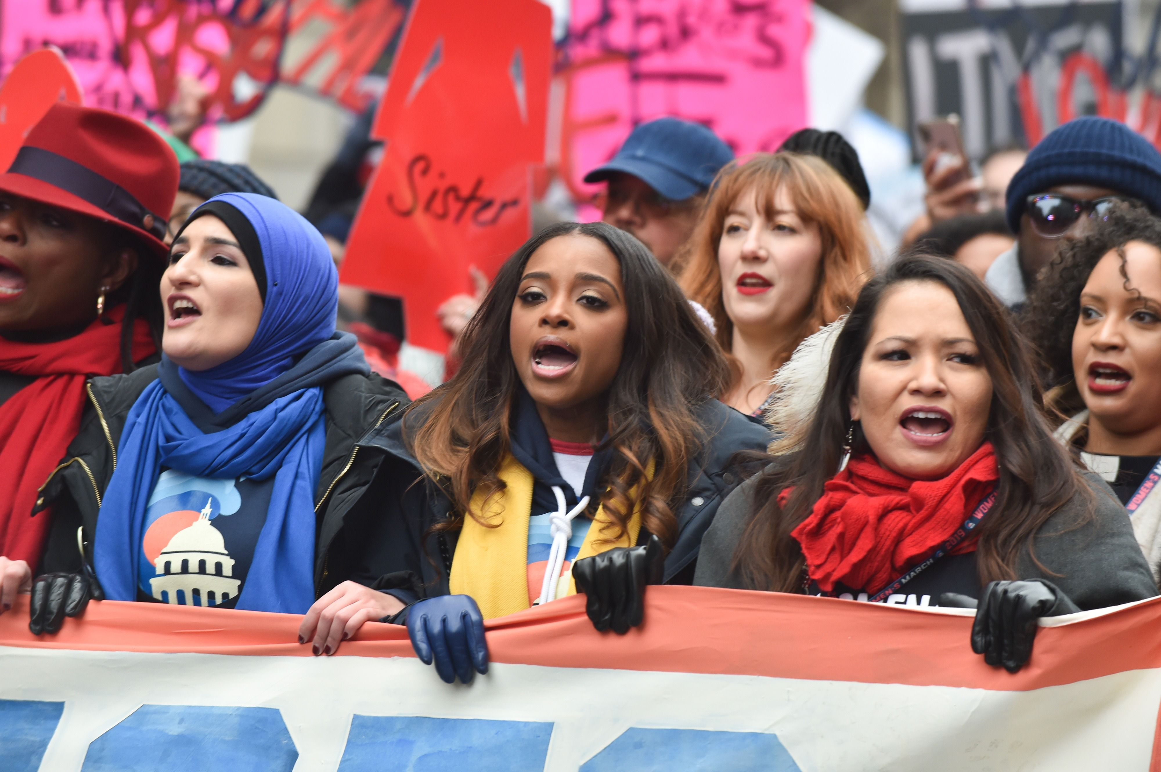Take Note, Women's March: Jewish Existence Is Resistance