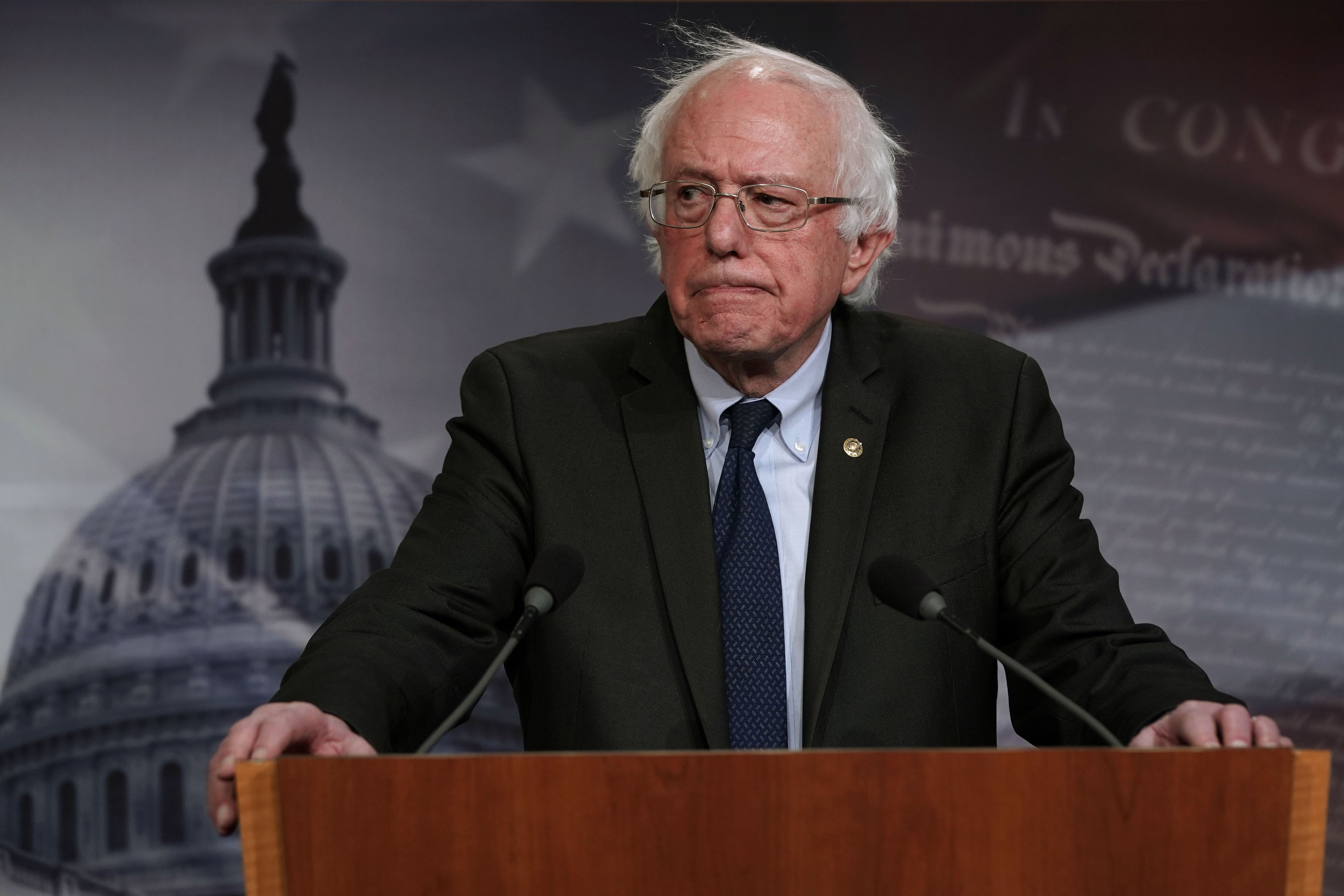Bernie Sanders Has To Run - To Make Democrats More Critical Of Israel