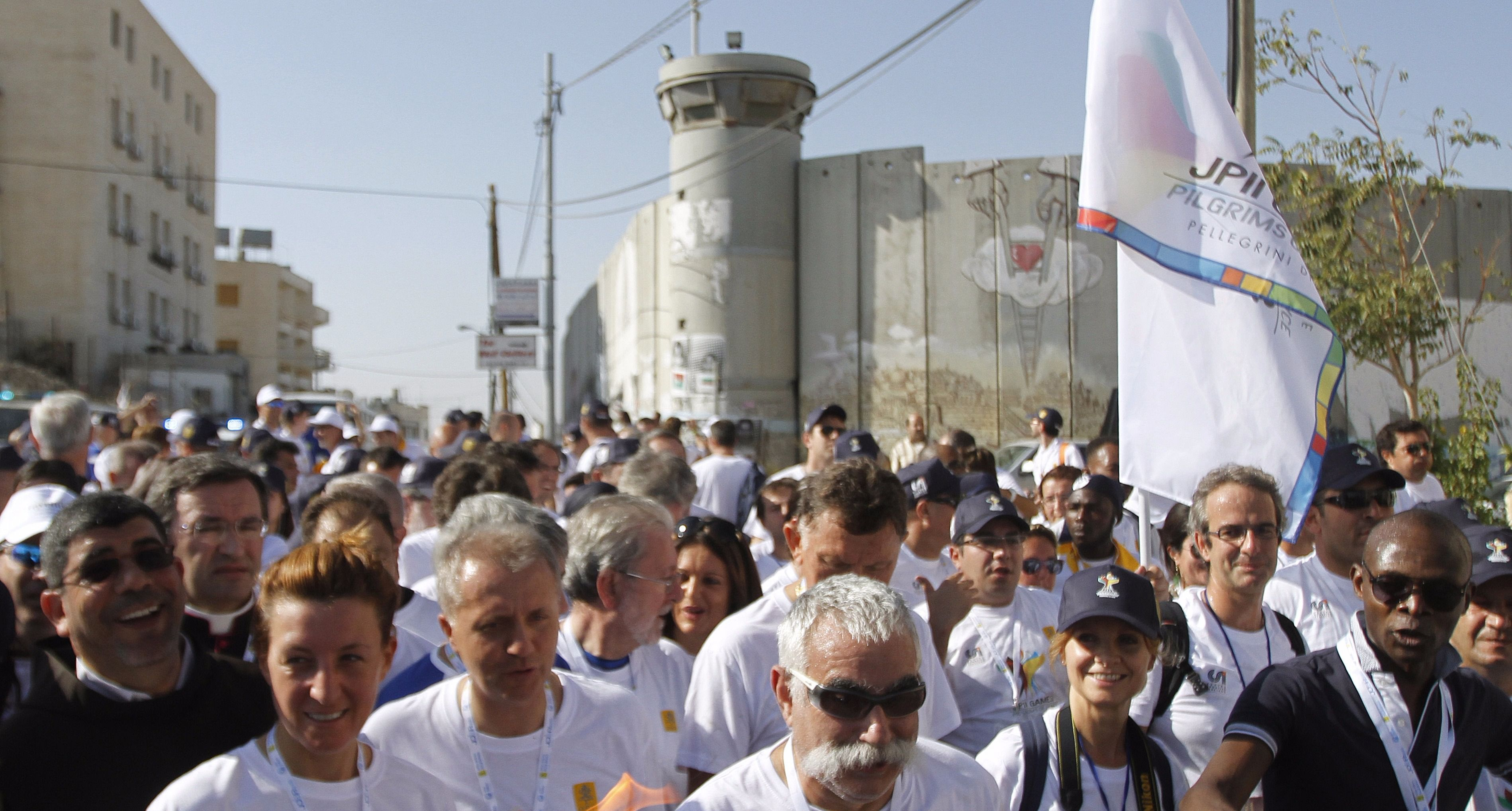 Bethlehem Marathon.