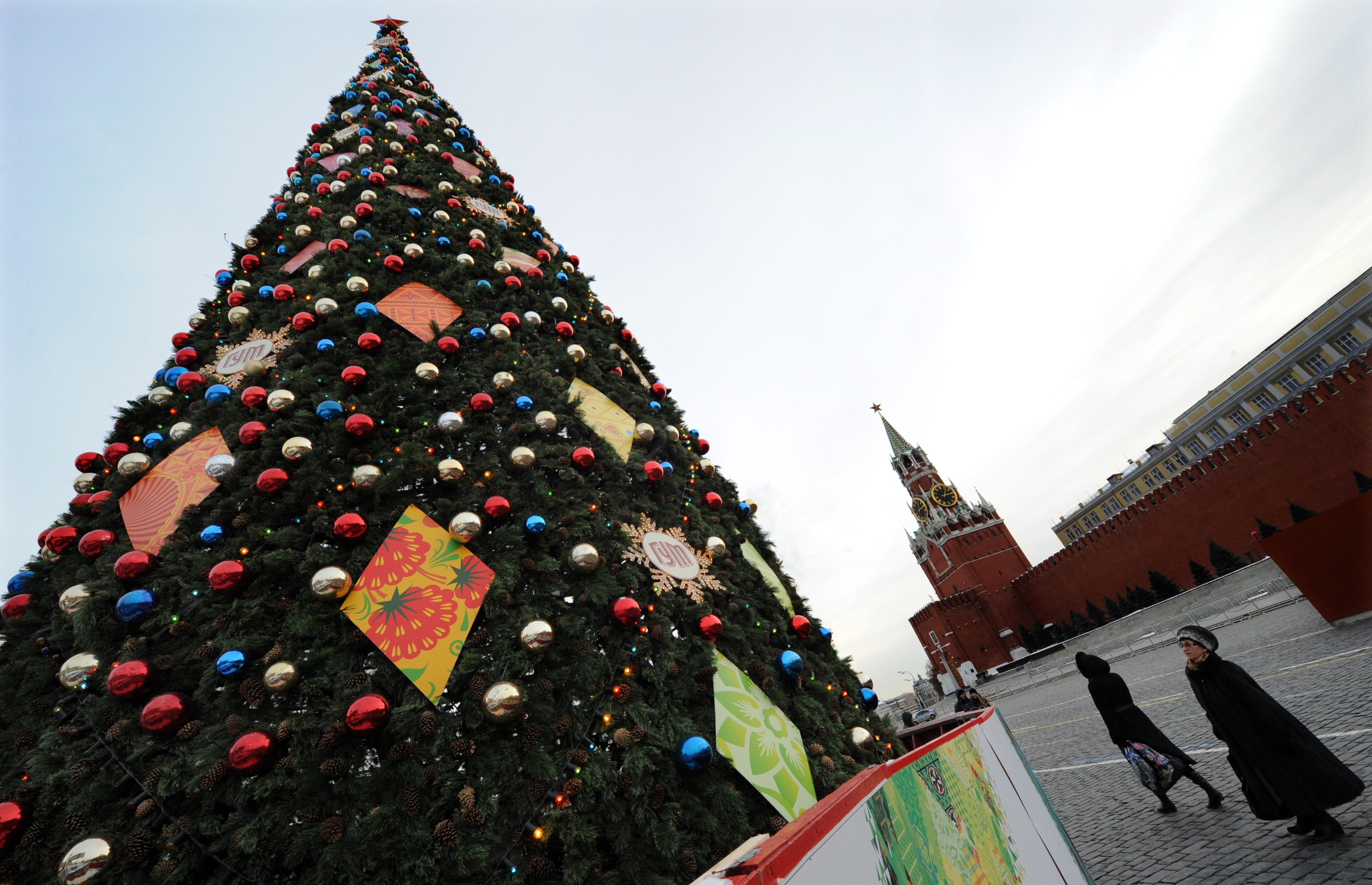 This Is Why Russian Jews Have 'Christmas' Trees