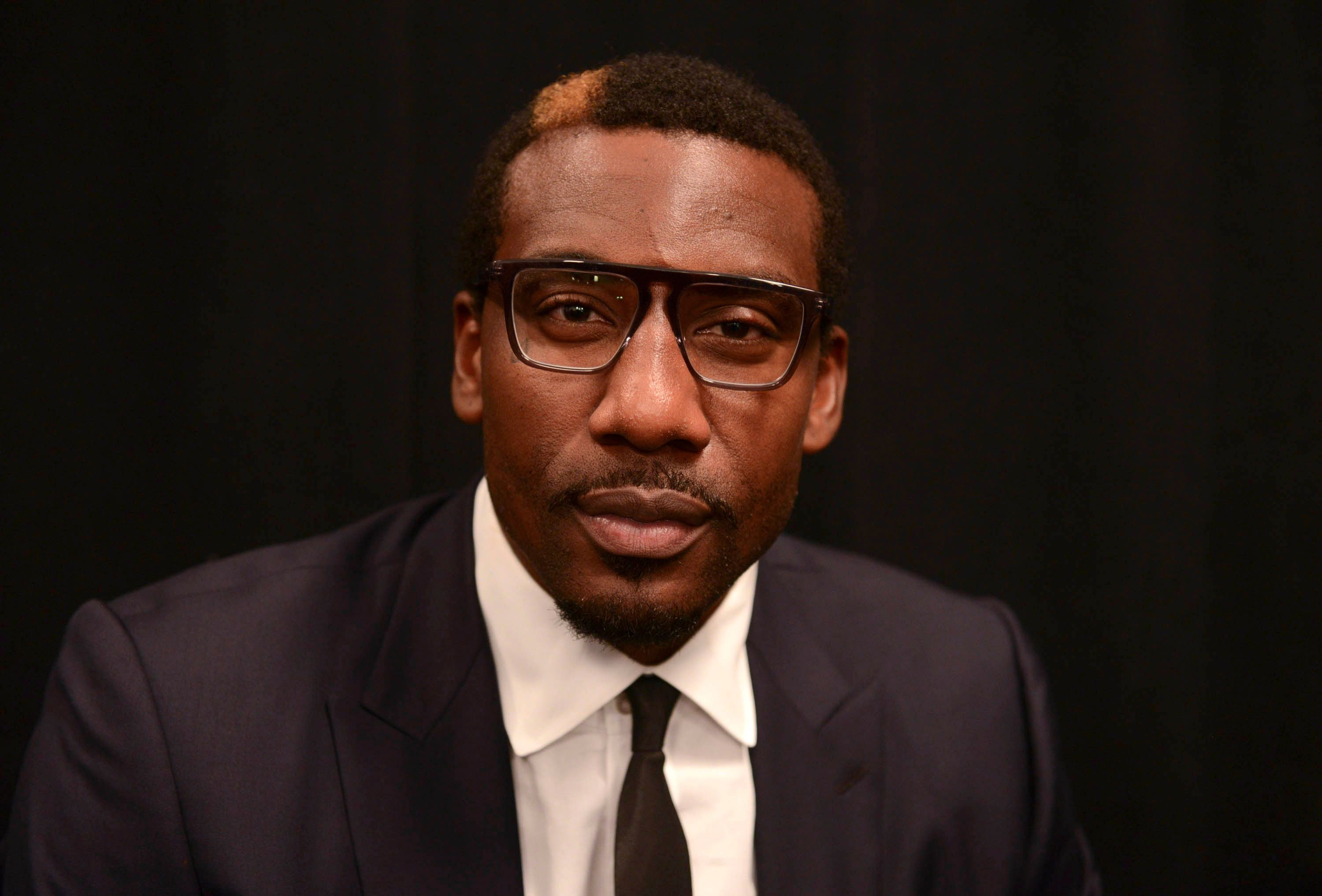 WATCH NBA Star Amar e Stoudemire Given Grand Wel e in Israel