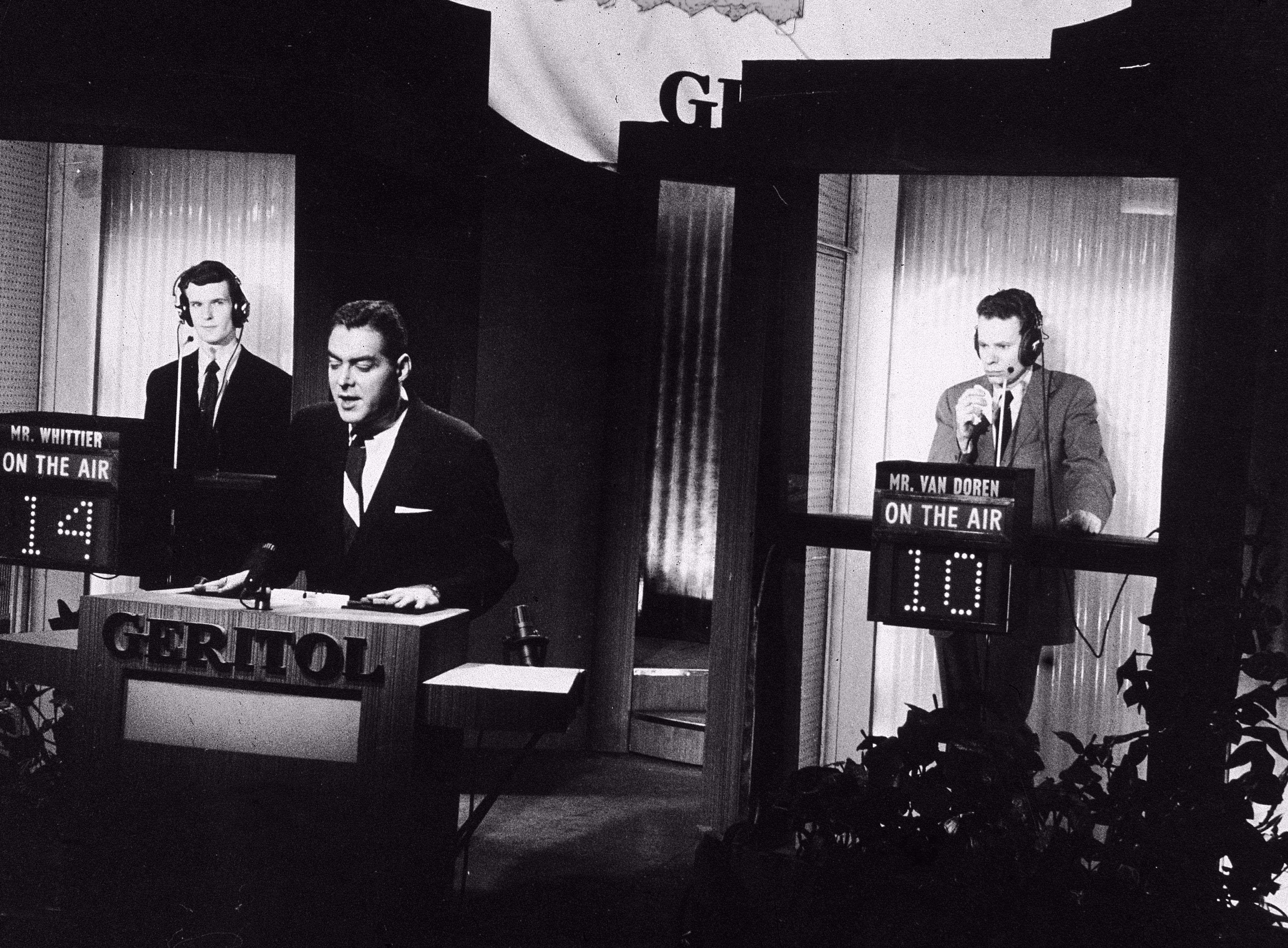 "The Quiz Show ""Twenty One"" pioneered by Albert Freedman."