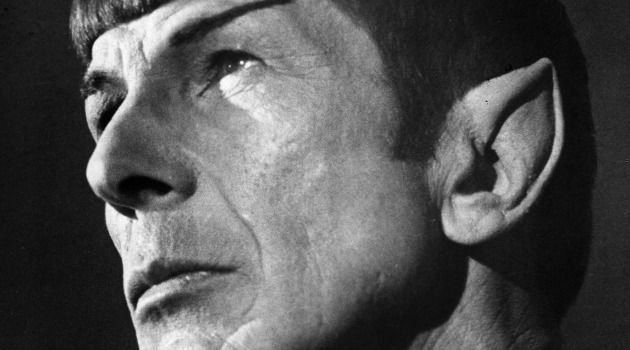 A Long, Prosperous Life: As a Jewish kid in Irish-tough Boston, Leonard Nimoy saw himself as an outsider.