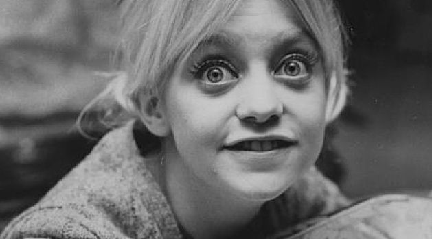 Made in Maryland: Actress Goldie Hawn went to high school in Silver Spring.