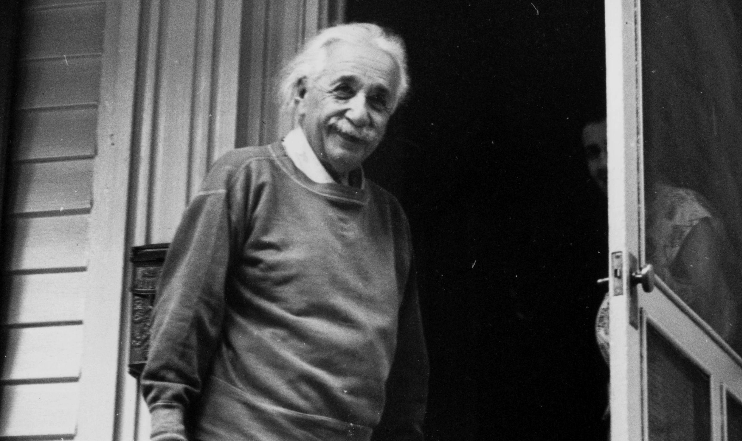 Einstein in Princeton