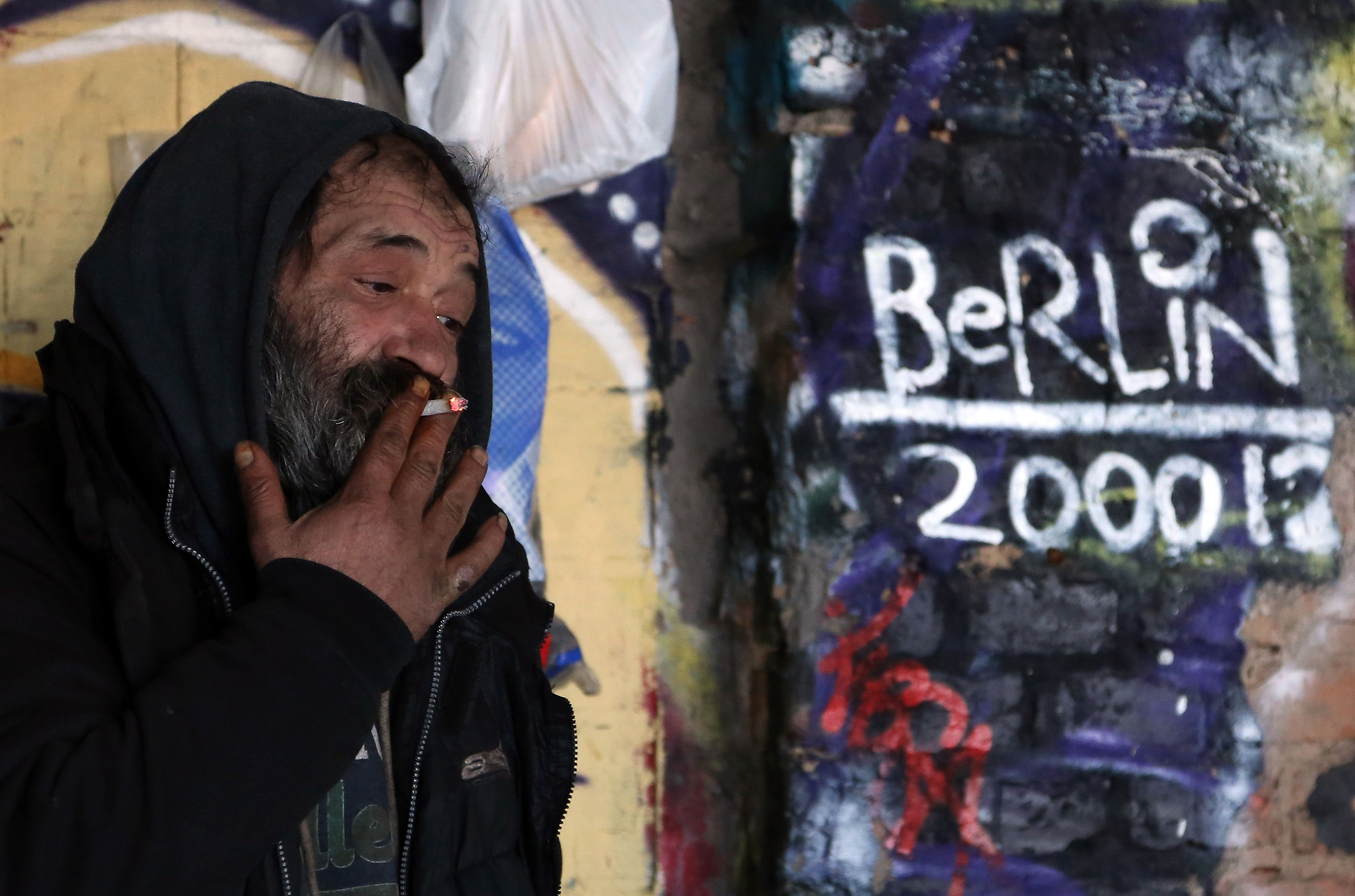 Berlin poverty
