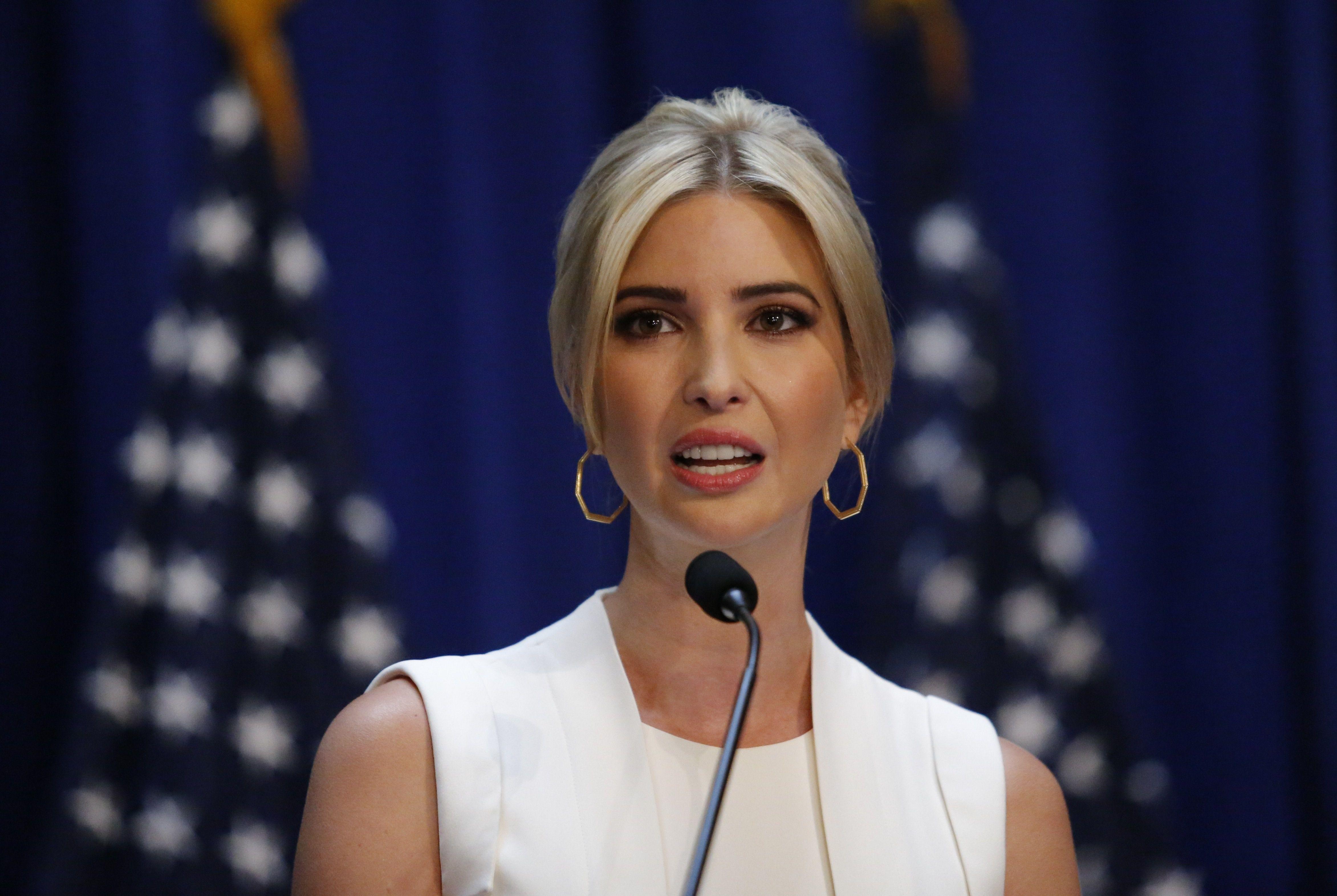 Ivanka Trump How Jewish Family Values Keep Ivanka Trump Classy