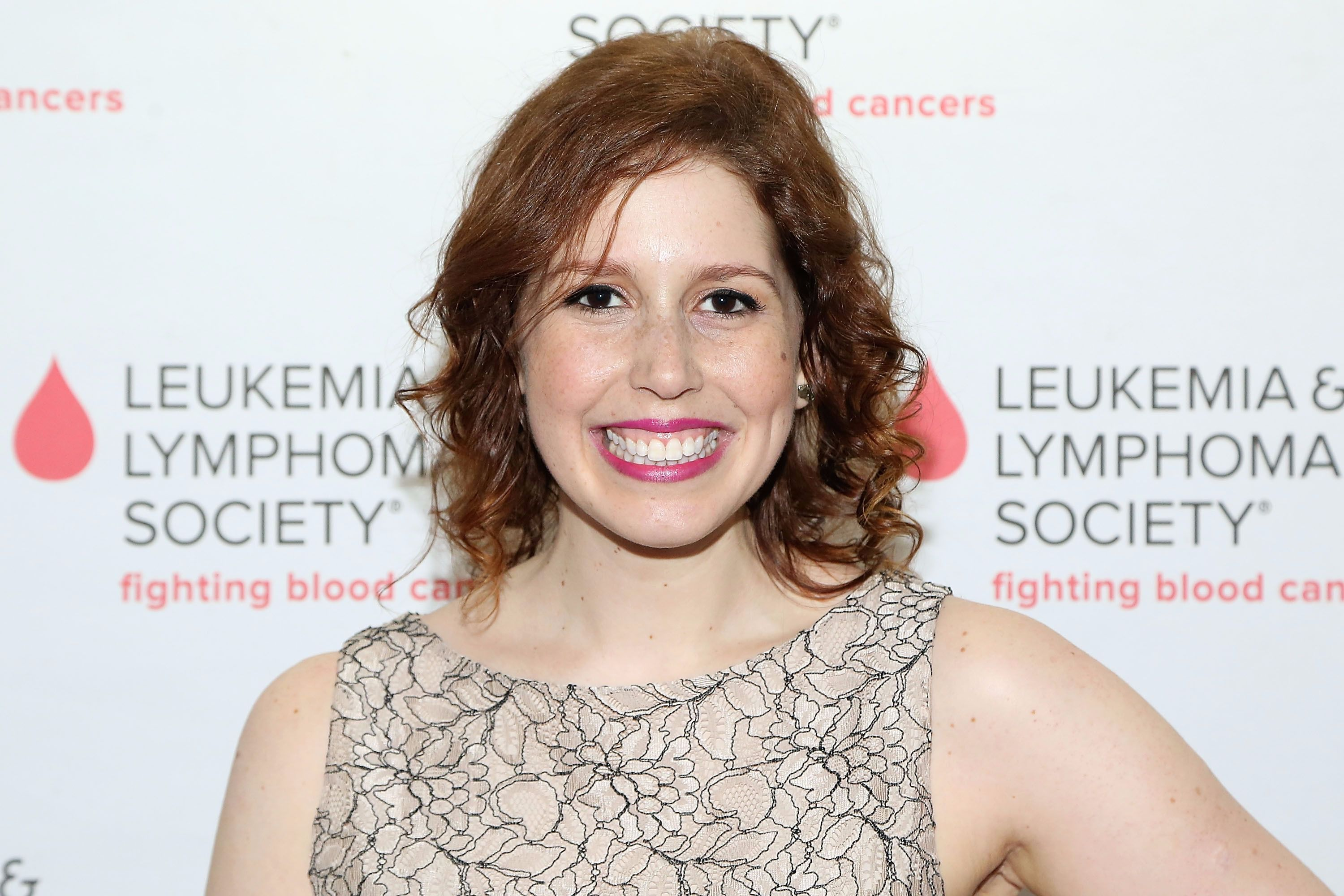 Meet SNLs Vanessa Bayer AKA Jacob The Bar Mitzvah Boy The Forward - Comedian absolutely nails celebrity impressions