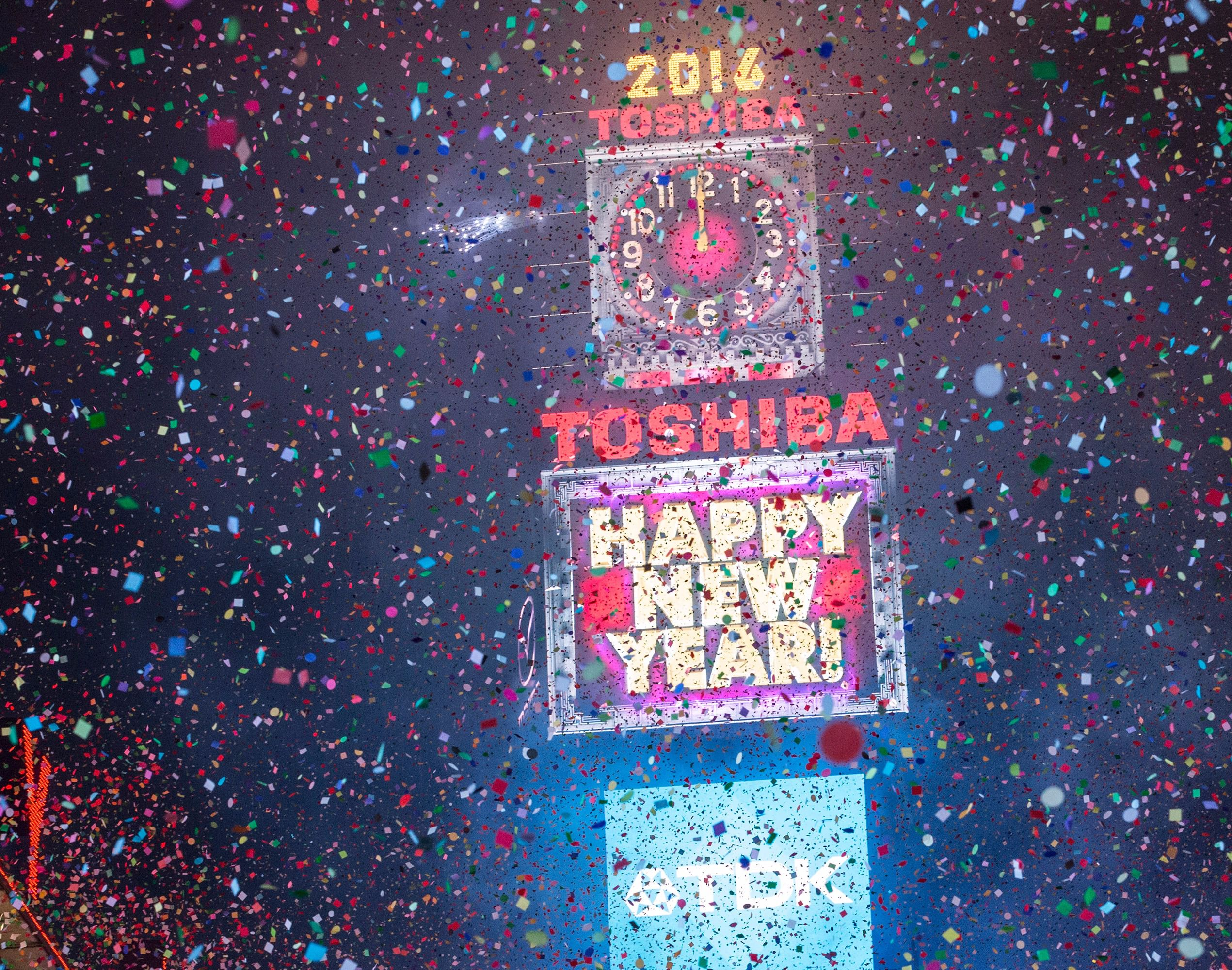 2016 New Year's Eve